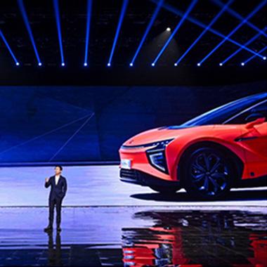 划时代智能电动车高合HiPhi X创始版破晓上市 售价80万元 ——打造TECHLUXE®科技定义豪华全新品牌体验