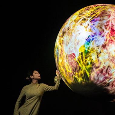绽放生命之美   POLA全新第6代B.A沉浸式艺术展首登上海