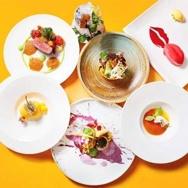 欢迎品尝乔治的家宴 —— 乔治餐厅推出波普艺术主题套餐