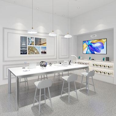 荣耀千家门店即将五一绽放,焕新空间设计实现全新体验